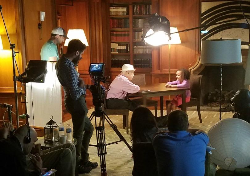 Jayla & Norman Lear